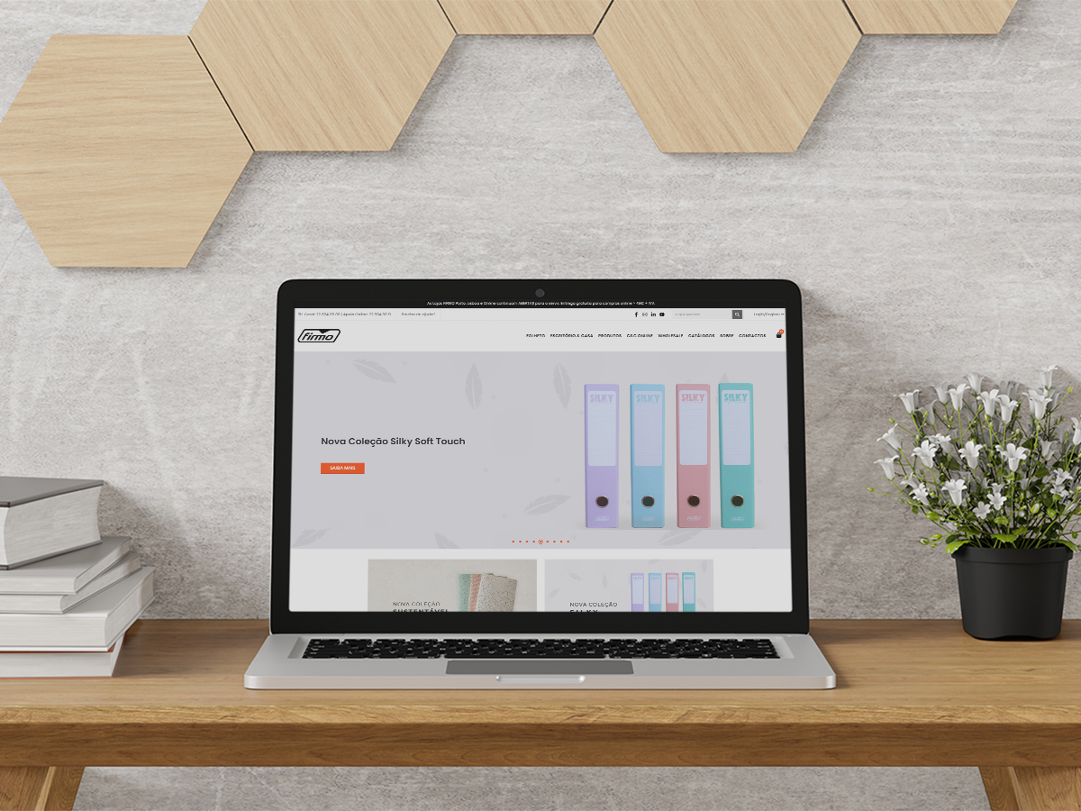 Cash&Carry Firmo em desktop
